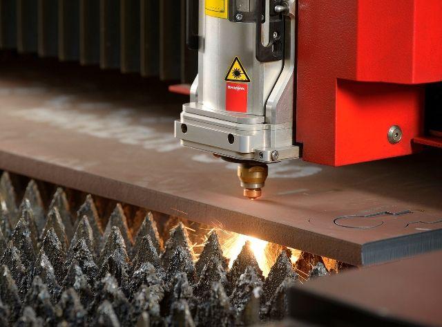 SSAB high strength steels and wear plates meet all demands for laser