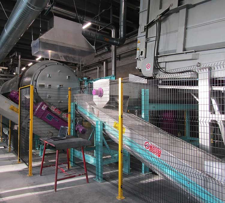 Diaper recycling technology works on an industrial scale for the first time