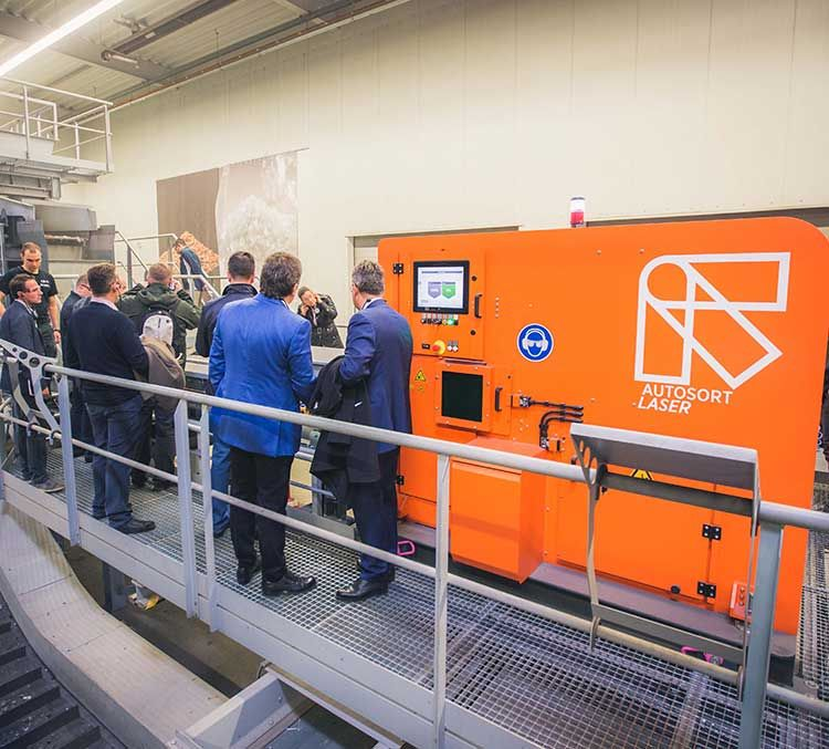New solutions for recycling at TOMRA Test Center