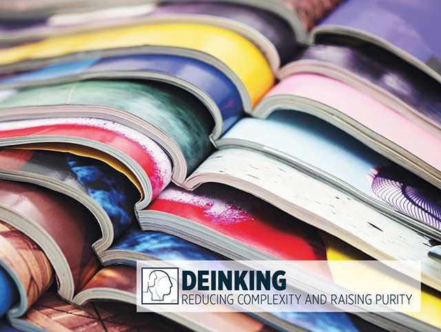 TOMRA Sorting Recycling's new e-book addresses the need to improve deinking recycling rates