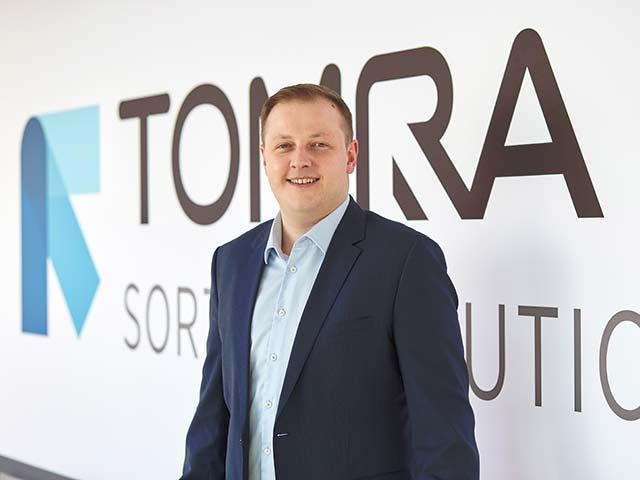 TOMRA Sorting Recycling creates managerial role to strengthen focus on New Plastics Economy