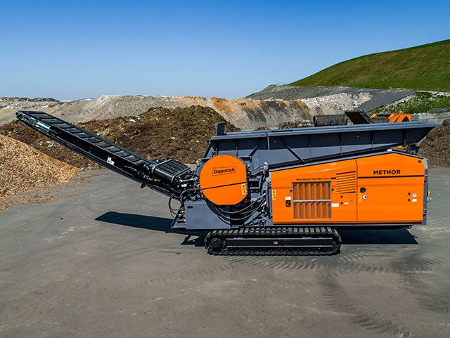 Methor makes Doppstadt quality efficient even for small quantities