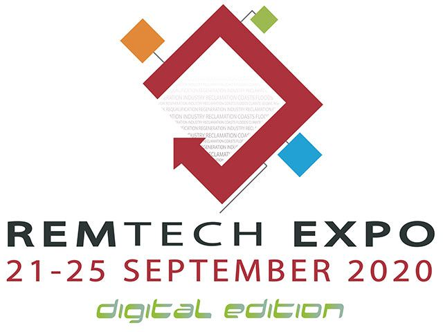 RemTech Expo sarà Digital Edition