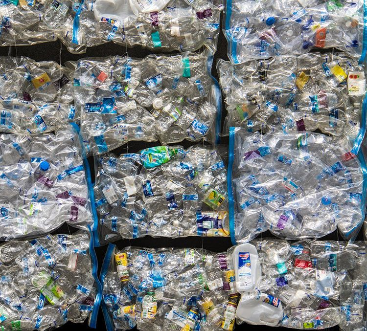 Plastic packaging waste: EU needs to boost recycling to achieve ambitions