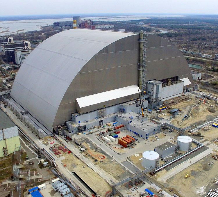 The transformation of Chernobyl, a long-term challenge