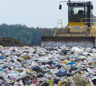 More recycling of household waste, less landfilling in Europe