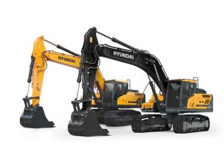 Nuovo look per Hyundai Construction Equipment Europe